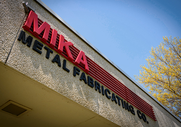 Name Changes to Mika Metal Fabricating Company
