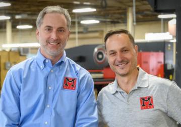 Scott Shelfer and Ryan Thomas Purchase Company